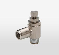 Flow Controller Brass