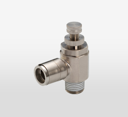 Needle (Throttle) Valve Brass