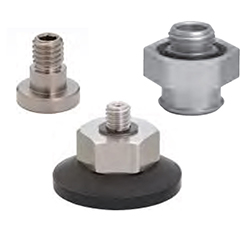 Vacuum Cup/Suction Cup Fittings